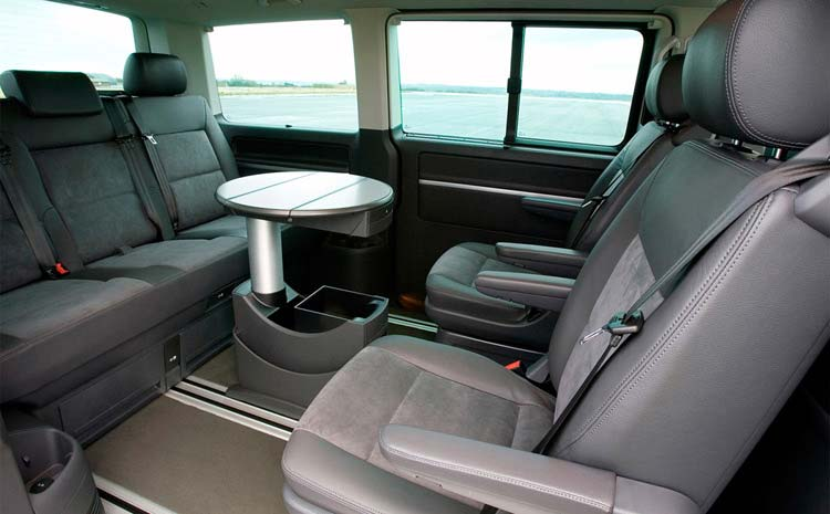 Salon VW Transporter