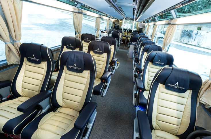 вип автобусы фото